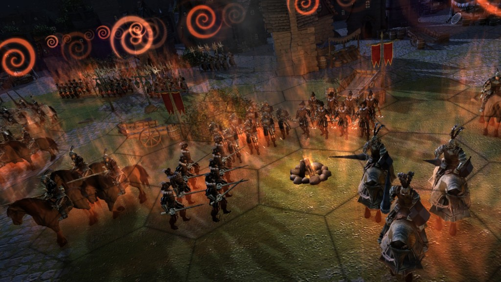 Age of Wonders 3 combats tactiques