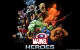 Nouveau Guide : Marvel Heroes