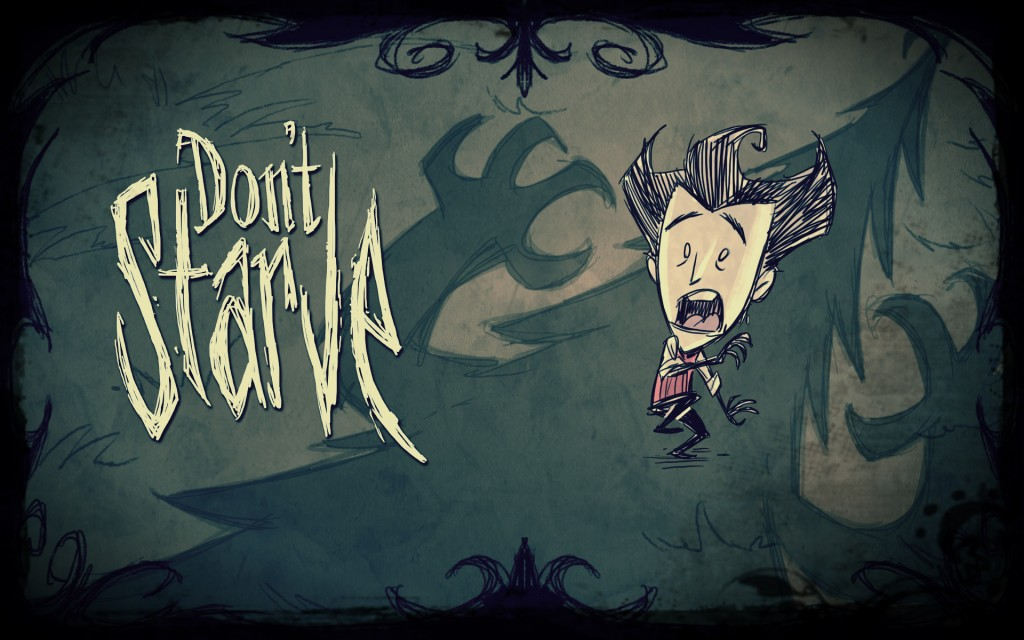 Coup de Scan : Don't Starve