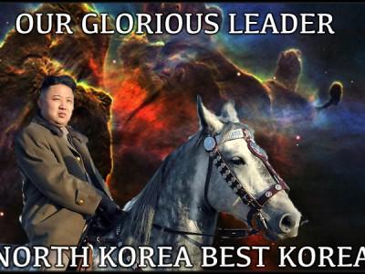 Glorious Leader : Kim Jong Un dans un jeu vidéo