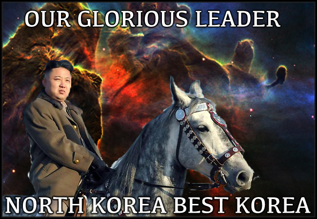 glorious leader jeu
