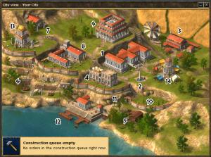 Grepolis jeu par navigateur gratuit