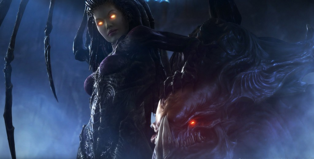 Musique du Jour : Starcraft 2 – Heart of the Swarm (Album Mix)