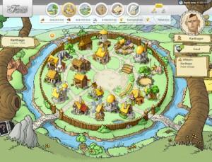 Travian jeu par navigateur gratuit